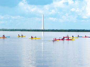 Baytown Nature Center Kayaking