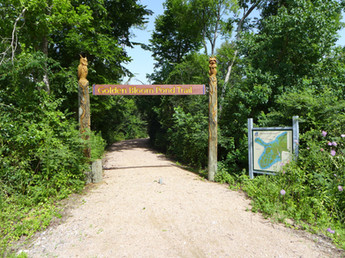 Baytown Nature Center Trail