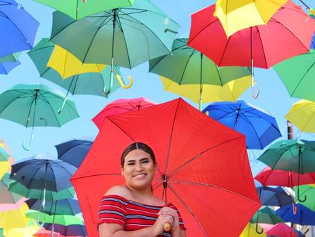 The Umbrellas of Baytown
