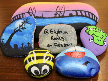 Baytown Rocks: Art and Inspiration All Around You