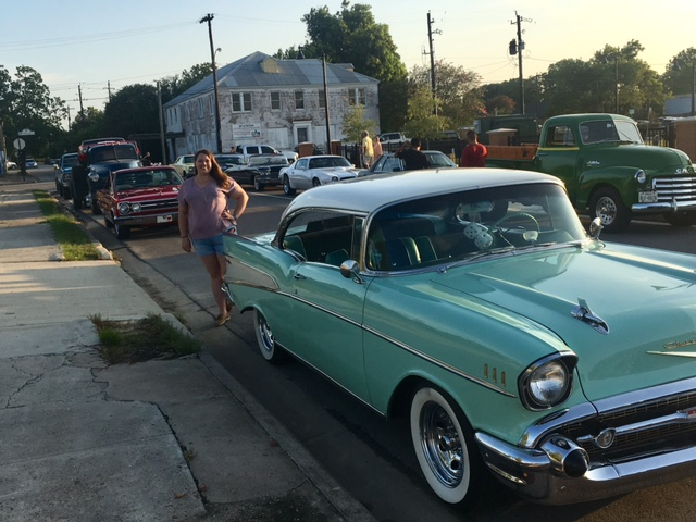 Texas Avenue Cruise Cars