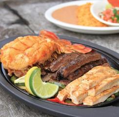 Lobster at El Toro