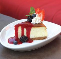 Dessert at El Toro