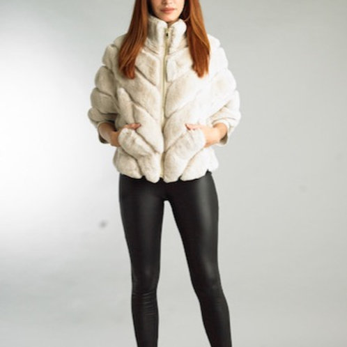 Fur Rex Jacket