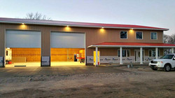 60' x 100' x 18' Stud-Frame Building
