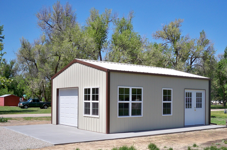Titan Building Systems Metal Buildings In Kansas 20 X