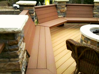 Custom Composite Deck