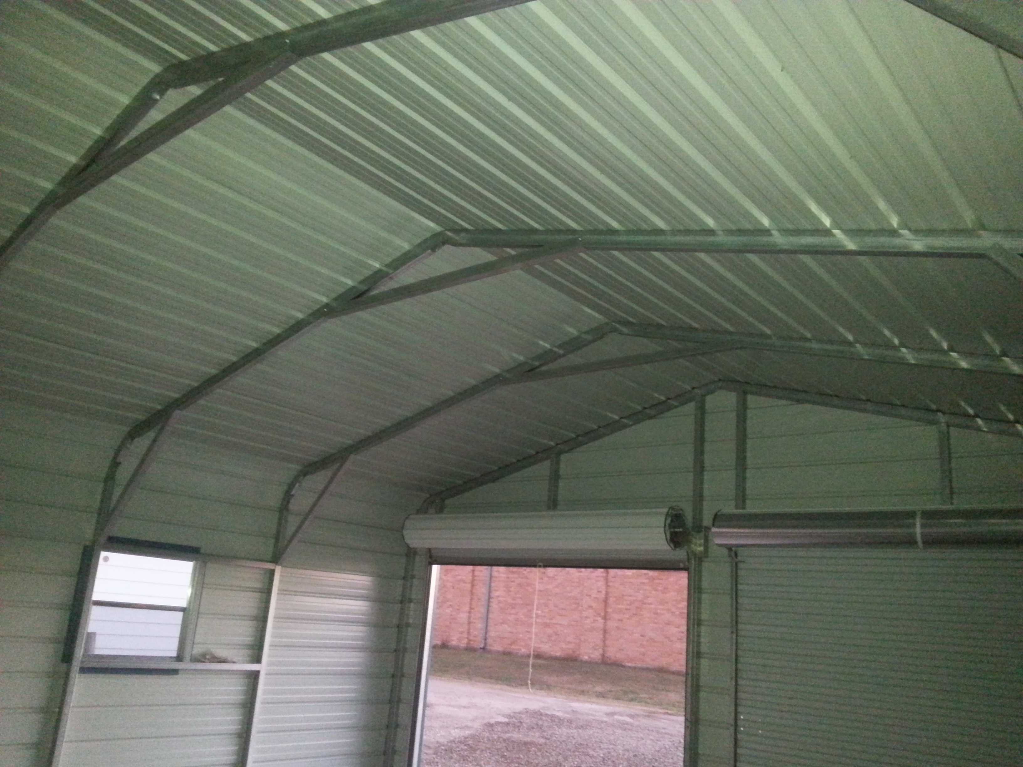 All Steel Carport