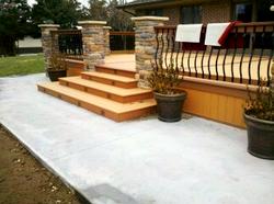 Custom Composite Deck