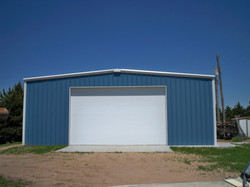 All Steel Building
