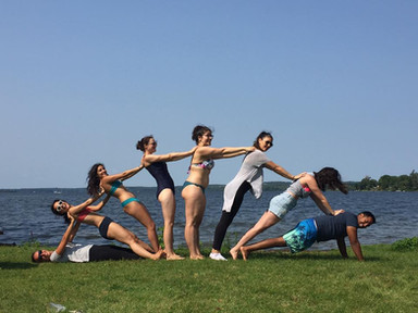 The Lake Escape Yoga and Meditation retreat