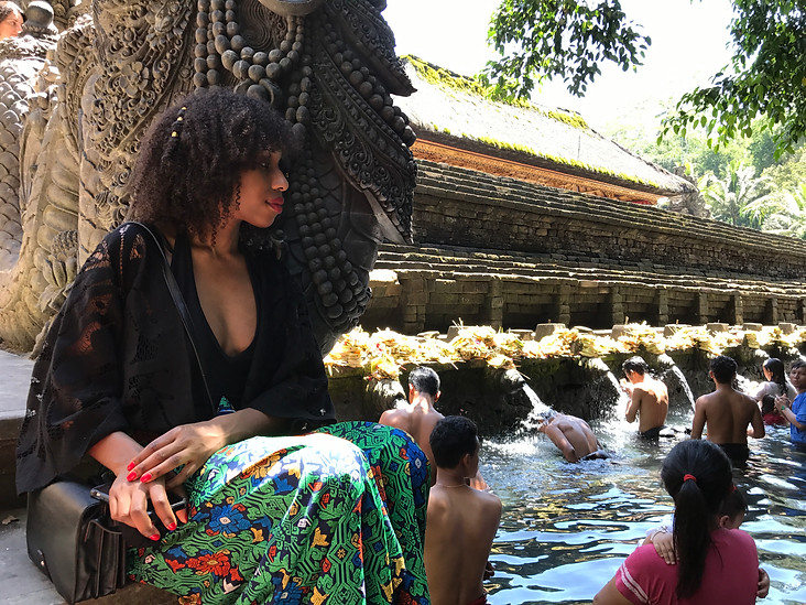 Bali spiritual retreat