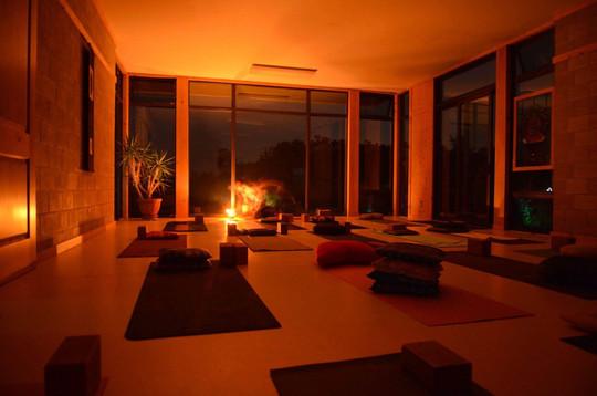 Ontario weekend yoga and meditation retreat