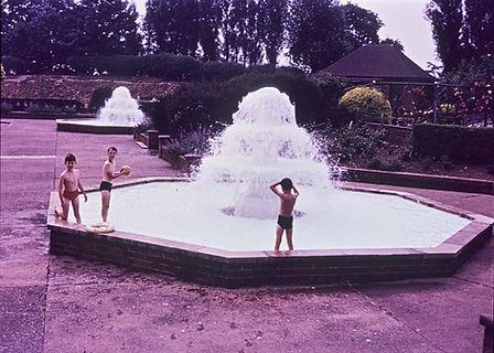 Rivacre Baths circa 1968/69
