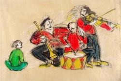Muziek voor een kikkermeisje