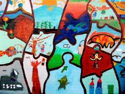 Muurschildering