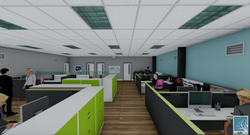 ADMIN BUILDING,OFFICE SPACE,REMODEL