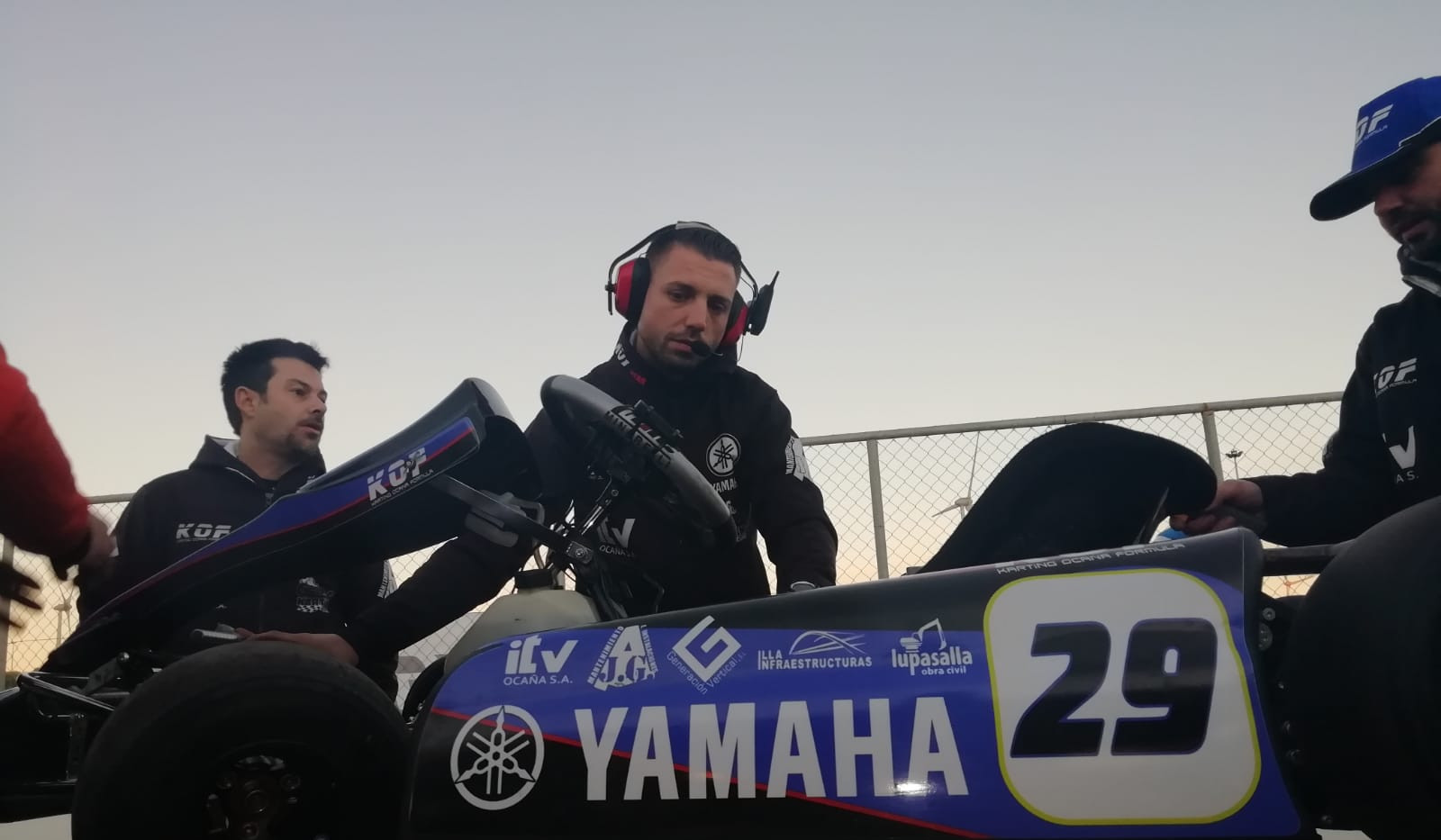 KOF TEAM YAMAHA