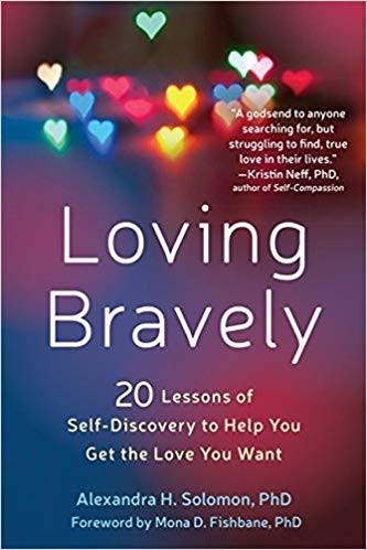 Loving Bravely by Alexandra Solomon