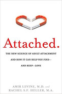 Attached by Amir Levine and Rachel Heller