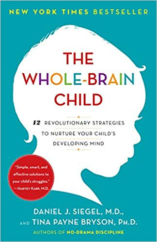 The Whole-Brain Child by Daniel Siegel and Tina Payne Bryson
