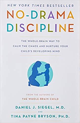No-Drama Discipline by Daniel Siegel and Tina Payne Bryson