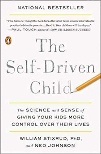 The Self-Driven Child by William Stixrud & Ned Johnson
