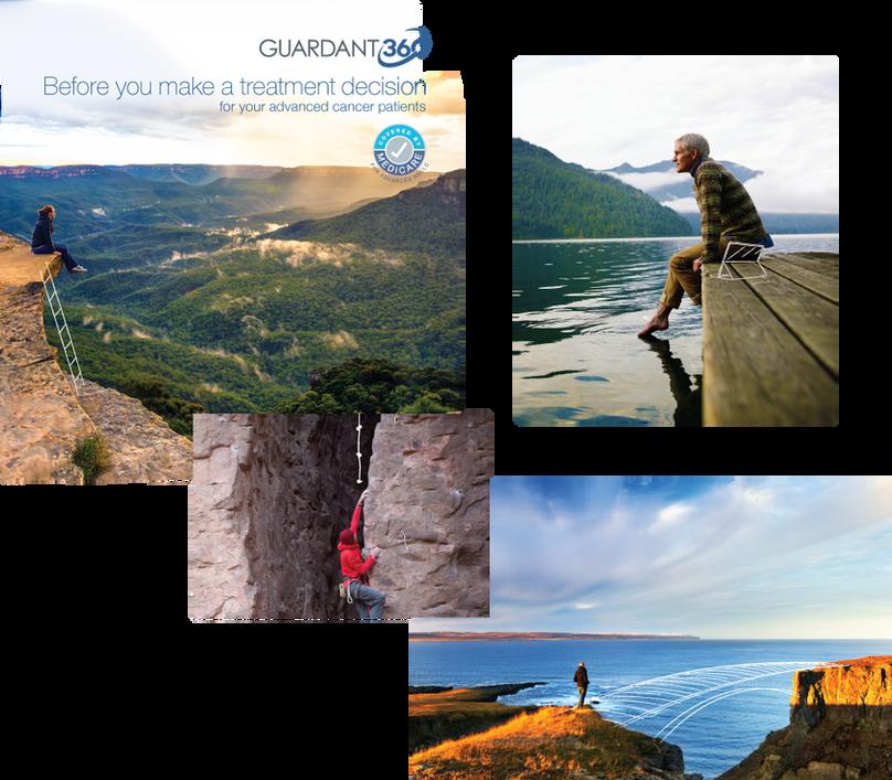 Guardant360 2018 Branding Campaign