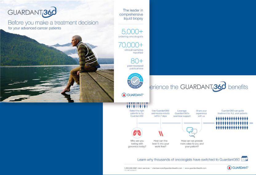 Guardant360 Promo Brochure