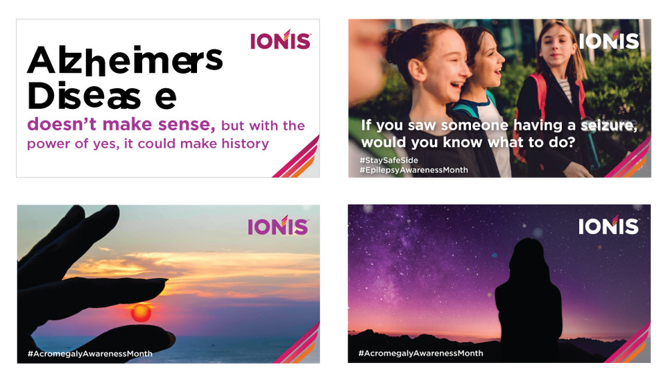 Ionis Social Media Ads