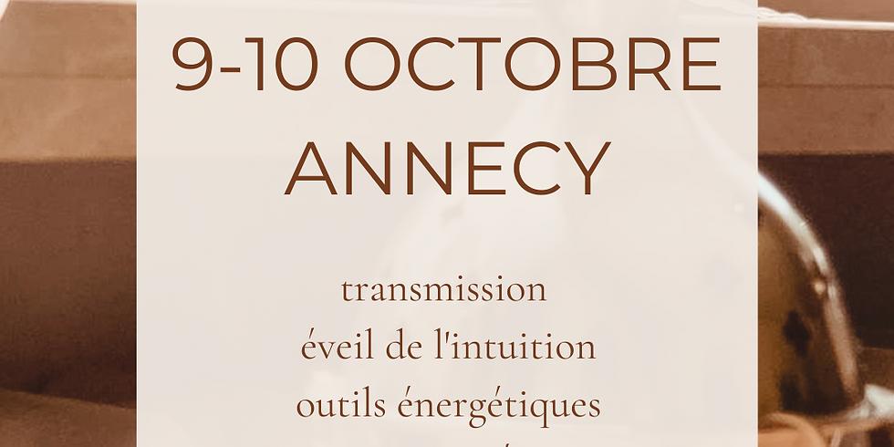 S'éveiller à son Intuition et à sa puissance de femme Annecy