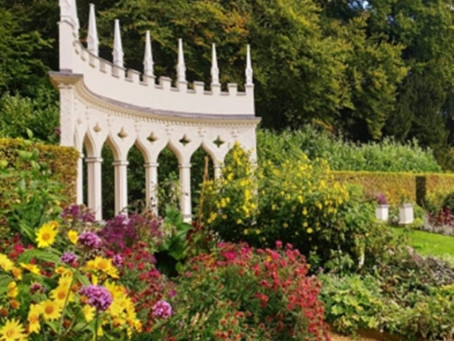 Painswick Rococo Garden – 19th May