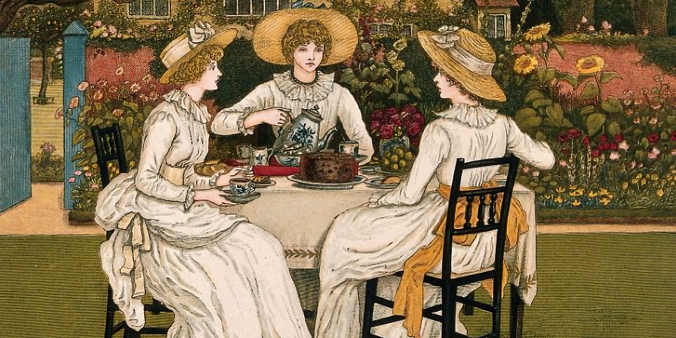 Annual Garden Party (Members Only)