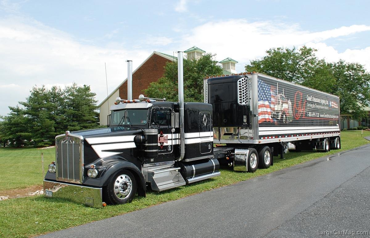 Truck & Trailer Graphics