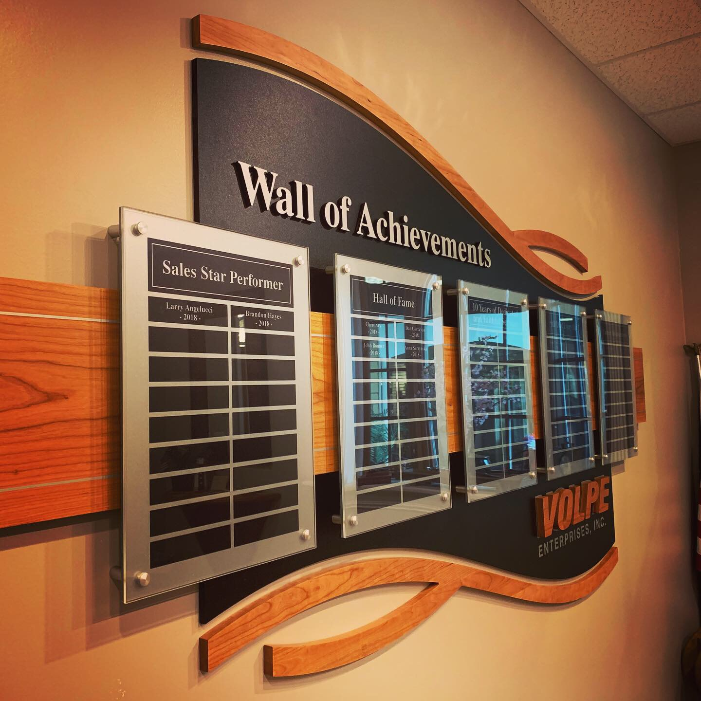Wall Display