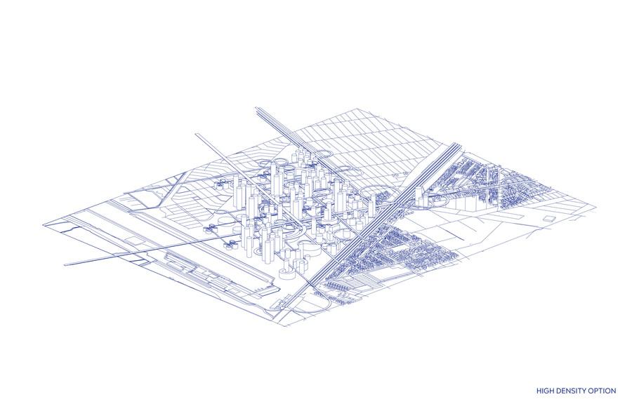 Medium Density Scenario