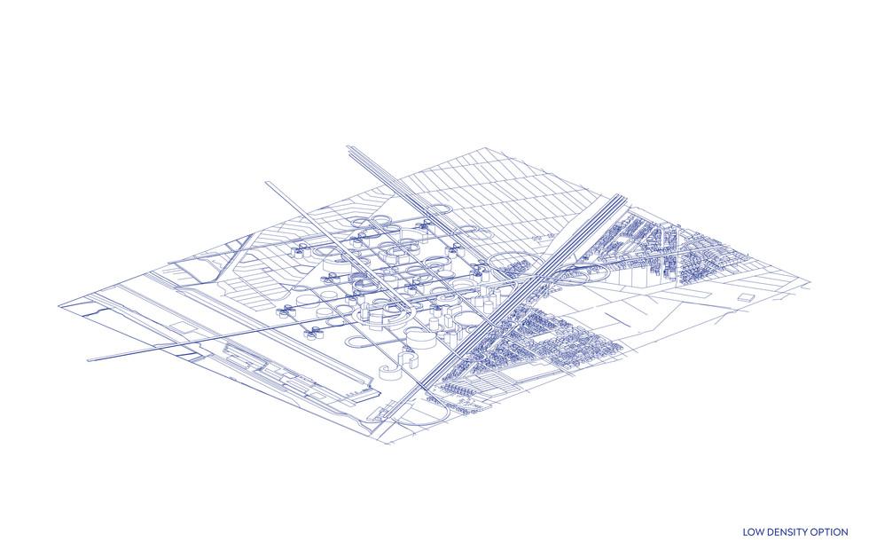 Low Density Scenario