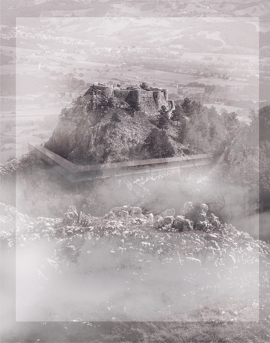 Castle resort in Roccamandolfi