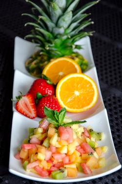 Salade de fruits Santé Saveur