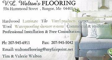 V.L. Walton's Flooring, Inc.