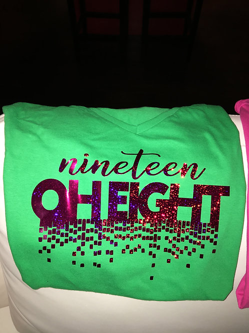 Nineteen OH-Eight Drip
