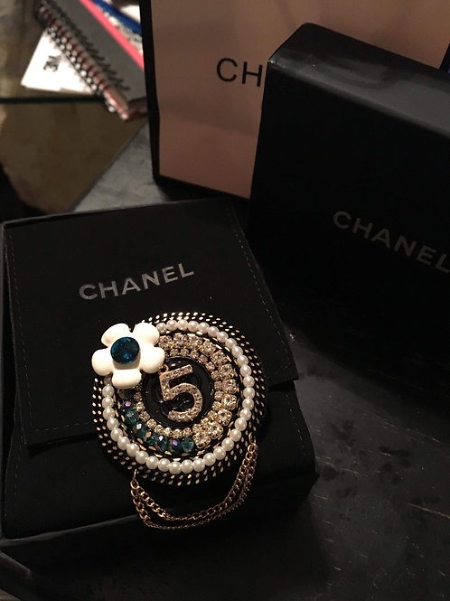 Chanel Vintage Brooches