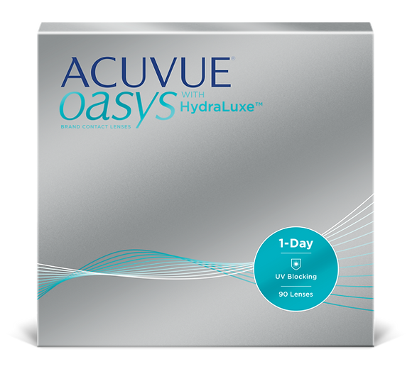 ACUVUE Oasys 1 Day box of 90 lenses