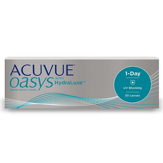 Acuvue Oasys 1 Day box of 30 lenses