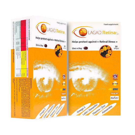 Lagad Retina Double Pack