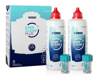 Ever Clean Plus Ever Clean Plus and a free 60ml Pack