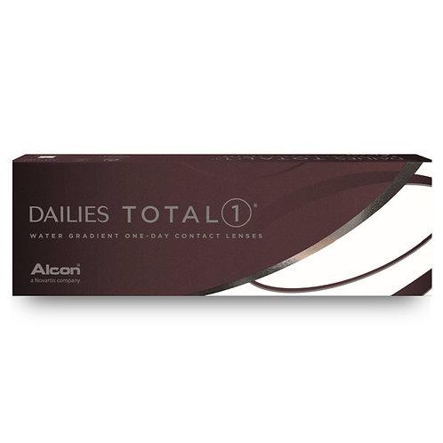 Dailies Total 1 (30 lens box)