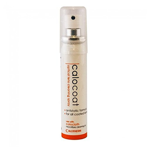 Calotherm 25ml Calocoat Optical Lens Cleaner Spray