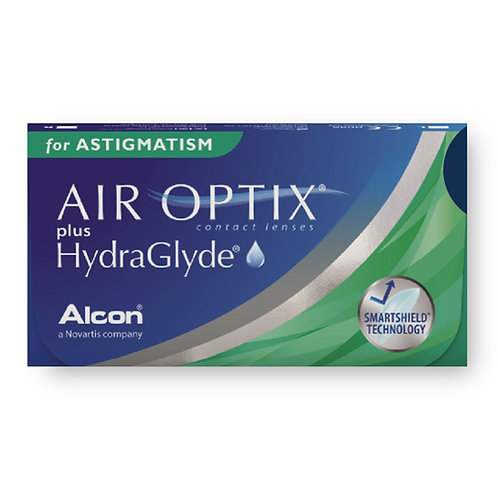 Air Optix for Astigamatism