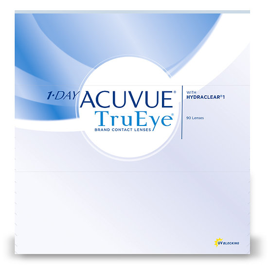 1 Day Acuvue TRUEYE Box of 90